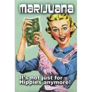 ¿Está el mundo preparado para la publicidad de marihuana?