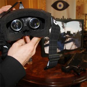 """Oculus Rift o cómo meter una montaña rusa, una casa de veraneo y un museo en unas gafas """"mágicas"""""""