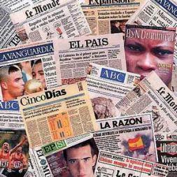 La publicidad en la prensa escrita cayó casi un 20% en mayo