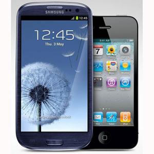 Samsung, un paso más cerca de ganarle la carrera a Apple