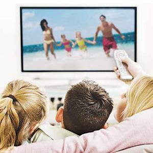 Mientras el consumo de televisión bate récords, las cadenas no consiguen superar la crisis