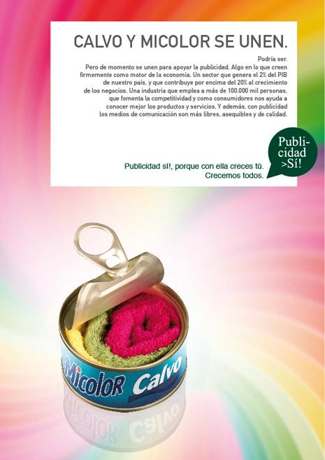 Así es la campaña con la que la publicidad española quiere hacer las paces consigo misma