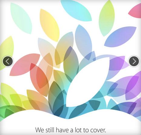 """7 años de historia de Apple a través de 17 invitaciones a sus """"shows"""""""