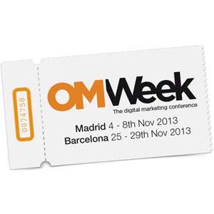OMWeek cerró el viernes sus jornadas hasta la próxima con intensas sesiones de Performance, Ecommerce y Social Media