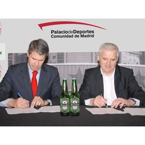 Acuerdo Palacio Deportes Heineken
