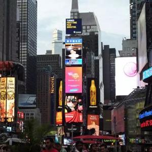 galaxy tab s tabletas samsung nueva york pantallas gigantes times square