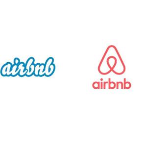 logo airbnb cambio