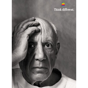 picasso y apple