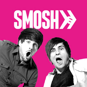 smosh youtube celebrities