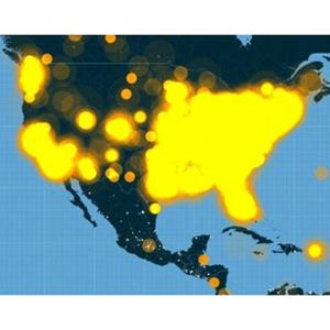 twitter mapa ferguson