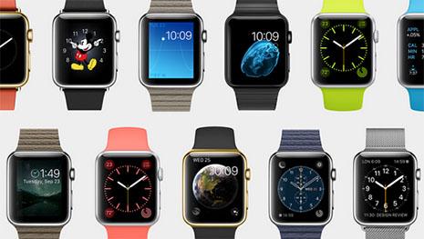 apple watch custom