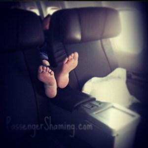 passenger shame