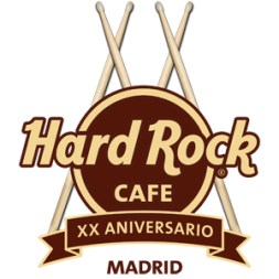 hard rock cafe 20 aniversario