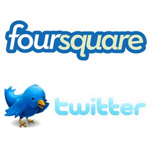 Foursquare-twitter-