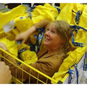 Ikea-escondite