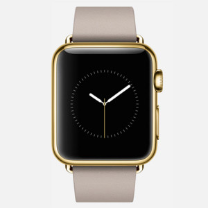 apple watch oro gold 2 edition