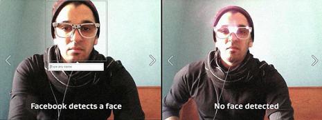 detector caras facebook face