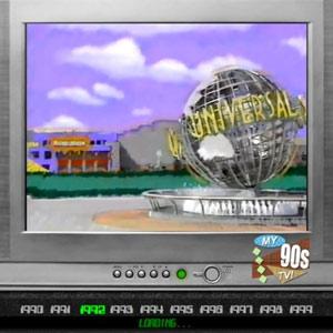 televisión de los 90