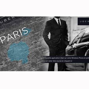 uber paris