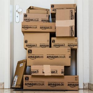 Amazon quiere que usted sea repartidor de paquetes (si el punto de entrega le queda de paso)