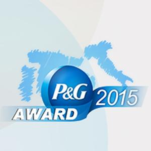 P&G Award 2015