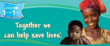 Pampers-Unicef-Banner