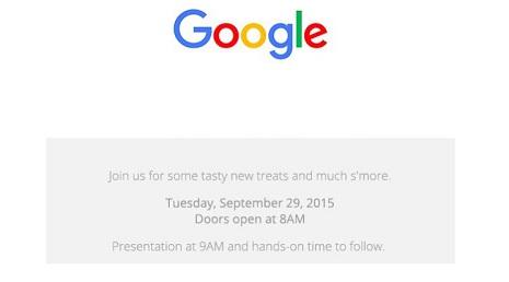 google-event-september-29