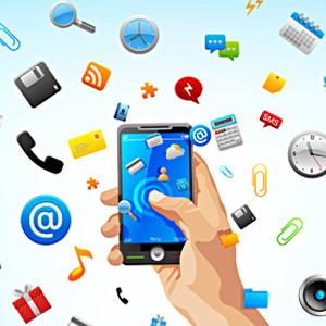 móvil mobile apps aplicaciones