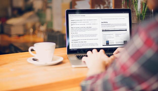 internet en el trabajo