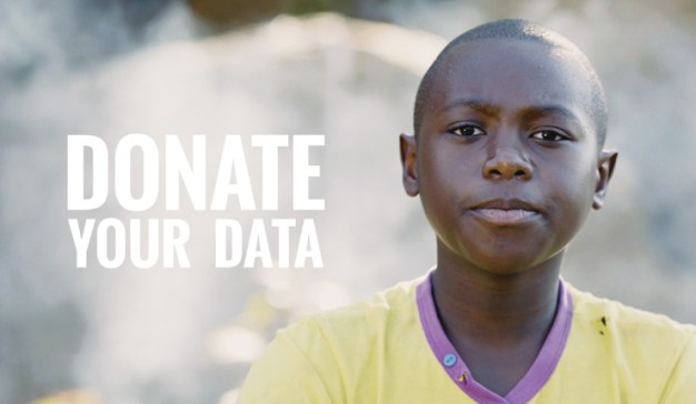 Donate Your Data _1