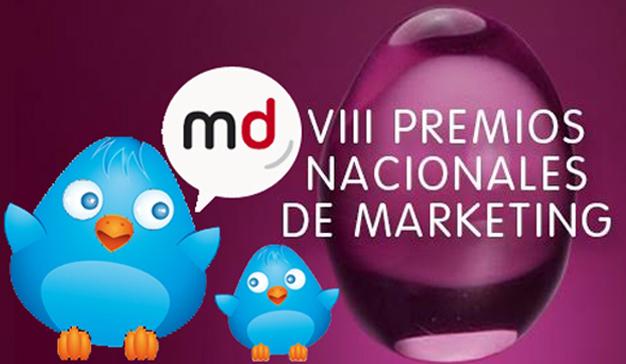 Tweet binder #DIAMKT16 premios marketing