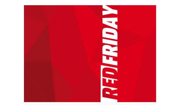 red friday logo