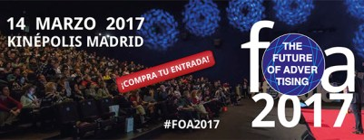 Resultat d'imatges de future of advertising madrid