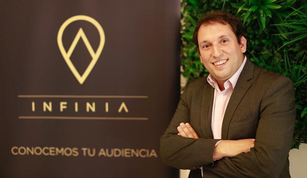 """""""Con Infinia los usuarios reciben anuncios acordes a sus gustos sin ceder datos personales"""", N. Díaz, Infinia Mobile"""