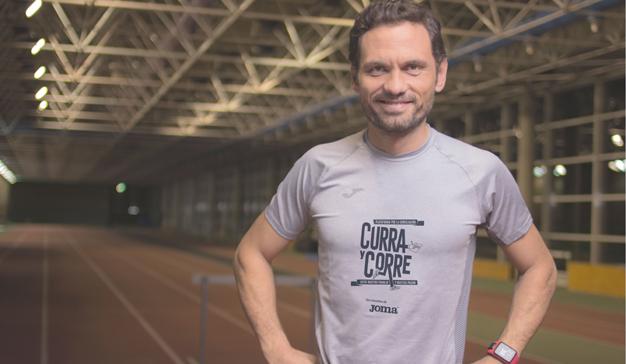 Joma pretende facilitar la conciliación entre el trabajo y el running