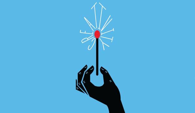 Encendiendo fósforos para prender la mecha de la creatividad en el c de c 2017