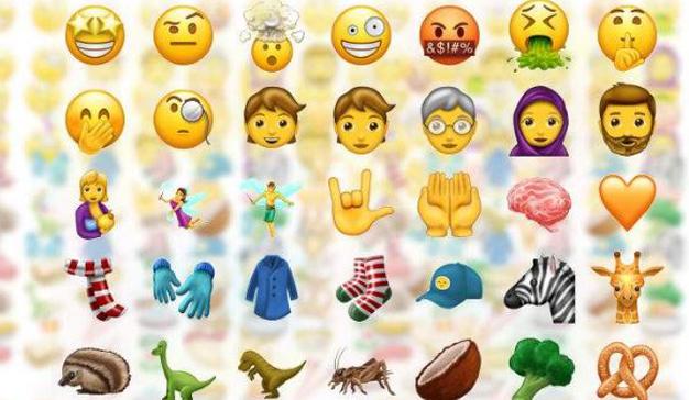 Emojipedia desvela el aspecto de los próximos emoticonos de WhatsApp