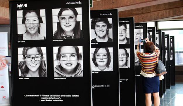 """""""Cambia tu mirada sobre el síndrome de Down"""", un proyecto que invita a la sociedad a desprenderse de prejuicios"""