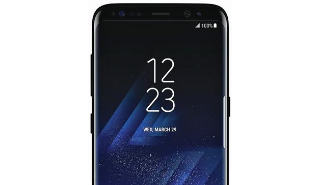 Se filtra una imagen del nuevo Samsung Galaxy S8 (y sí, tiene una pinta estupenda)
