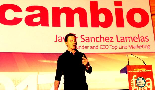 """""""Tenemos que crear un marketing tan espectacular que la gente quiera pagar por verlo"""", J.S. Lamelas (Top Line Marketing)"""