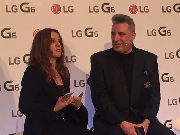 LG presenta su smartphone más avanzado: el LG G6
