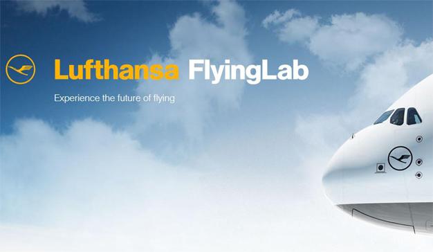 Lufthansa o cuando las conferencias