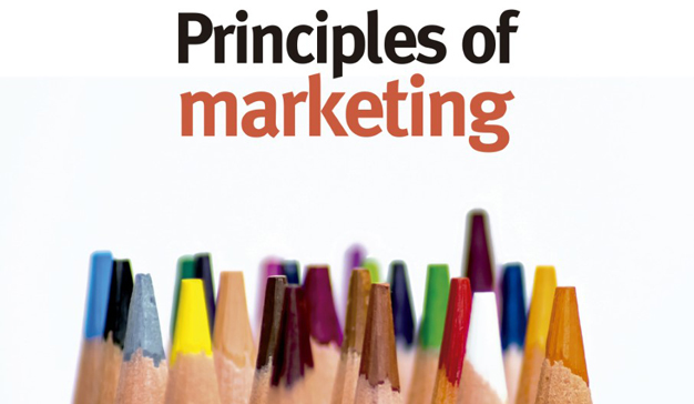 "Cristina Calvo y John L. Stanton: ""Principles of marketing"""