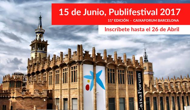 Publifestival celebra su 11ª edición con novedades