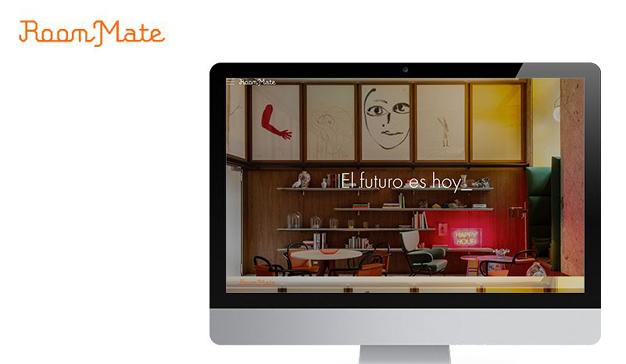 Room Mate presenta un nuevo espacio digital con una navegación innovadora diseñada por Genetsis
