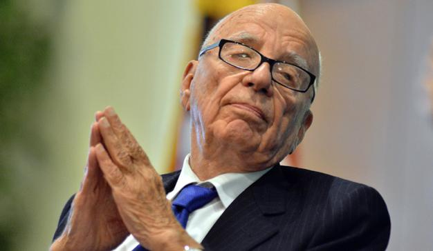 Rupert Murdoch se frota las manos ante el boicot de los anunciantes a Google