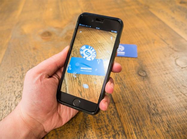 Shazam lanza la primera solución global para marcas basada en la realidad aumentada