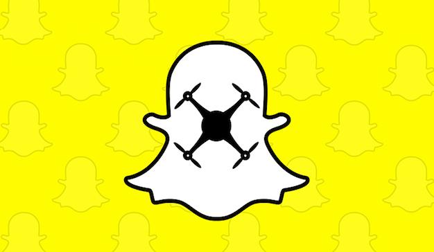 Una cámara dron ¿lo siguiente de Snapchat para seguir compitiendo contra Facebook?