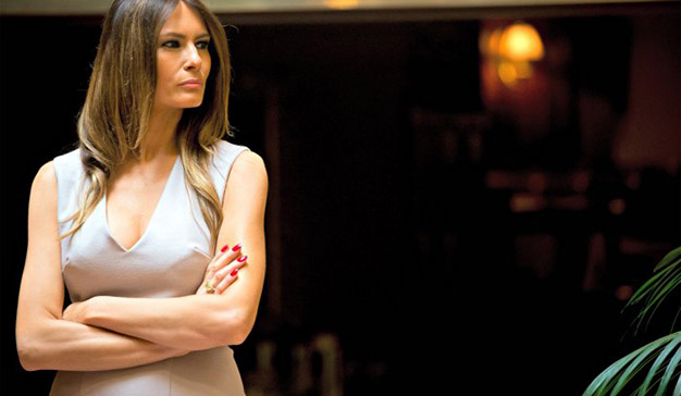 """Melania Trump gana el juicio al Daily Mail por asegurar que hace años era """"escort"""""""