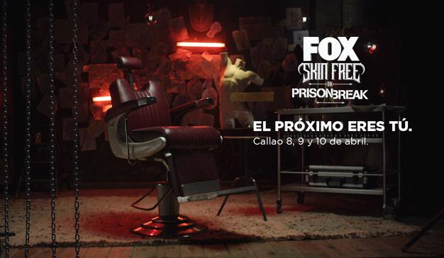 Fox inaugura el primer salón de tatuaje efímero en la madrileña plaza de Callao